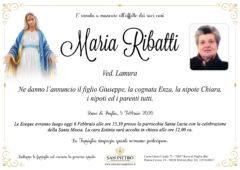 Maria Ribatti