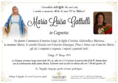 Maria Luisa Gattulli