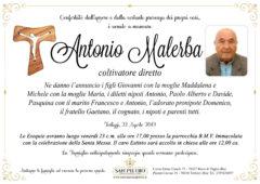 Antonio Malerba