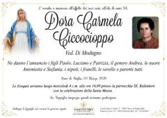 Dora Carmela Ciccocioppo