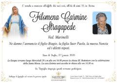 Filomena Carmine Stragapede