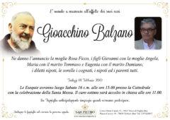 Gioacchino Balzano
