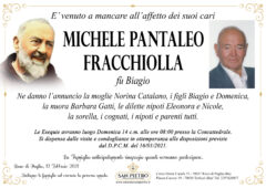 Michele Pantaleo Fracchiolla