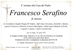 Francesco Serafino