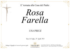 Rosa Farella