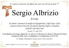 Sergio Albrizio