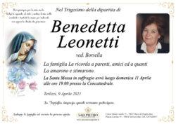 Benedetta Leonetti