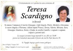 Teresa Scardigno in Berardi