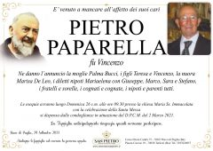 Pietro Paparella